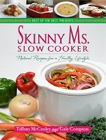 Skinny Ms. Slow Cooker Cookbook