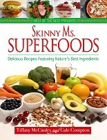 Skinny Ms. Superfoods Cookbook Kindle