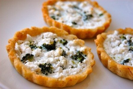 Broccoli Tarts