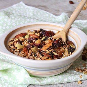 Honey Nut Breakfast Cereal
