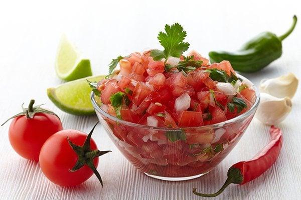 Tex-Mex Salsa Dip
