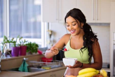 Top Ten Good Mood Foods