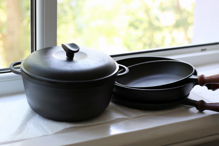Cast Iron Cookware – The Original Cookware