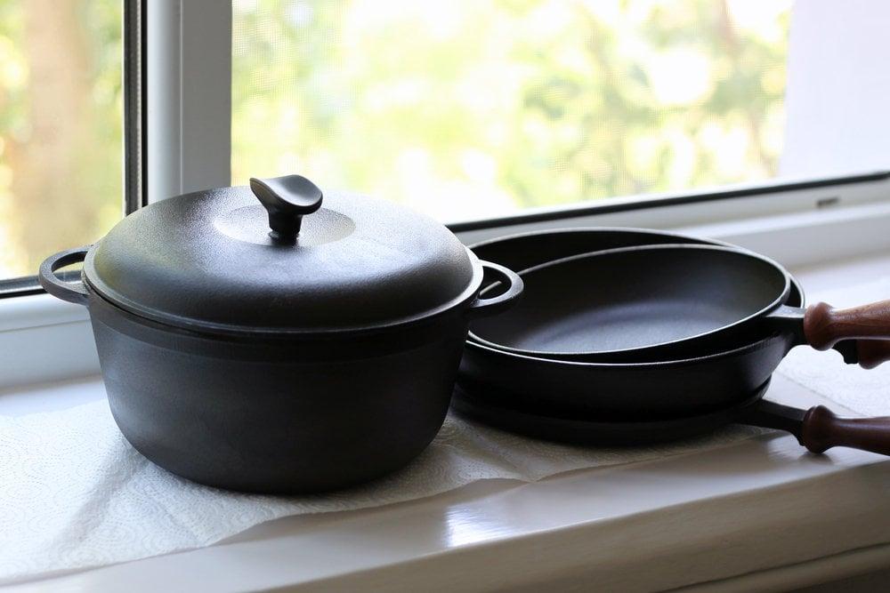 Cast Iron Cookware – The Original Cookware
