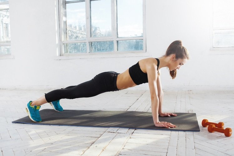 Learn the joint checkpoints for the main, basic movements such as the push up