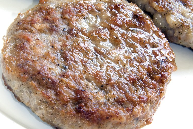 skinny breakfast sausage: recipes for the freezer