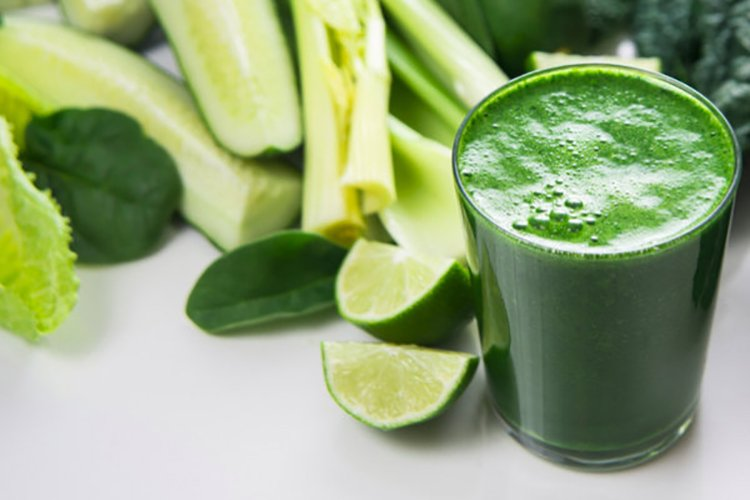 Super Green Detox Drink