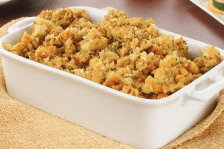 Gluten-Free Quinoa Holiday Dressing