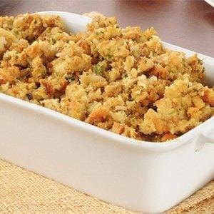 Gluten-Free Quinoa Holiday Dressing