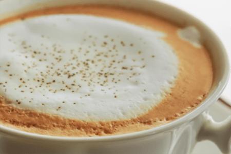 Skinny Pumpkin Spice Latte