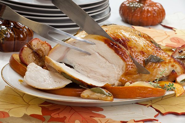 Slow Cooker Holiday Turkey Breast