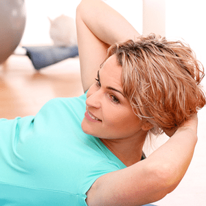 At Home Beginner Ab Routine