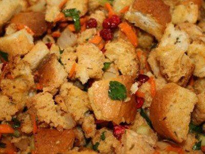 Thanksgiving Vegan Stuffing