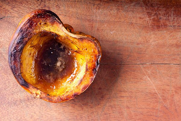Curry-Roasted Acorn Squash