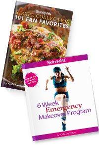 Recipe Collection & 6 Week Fitness Program Bundle