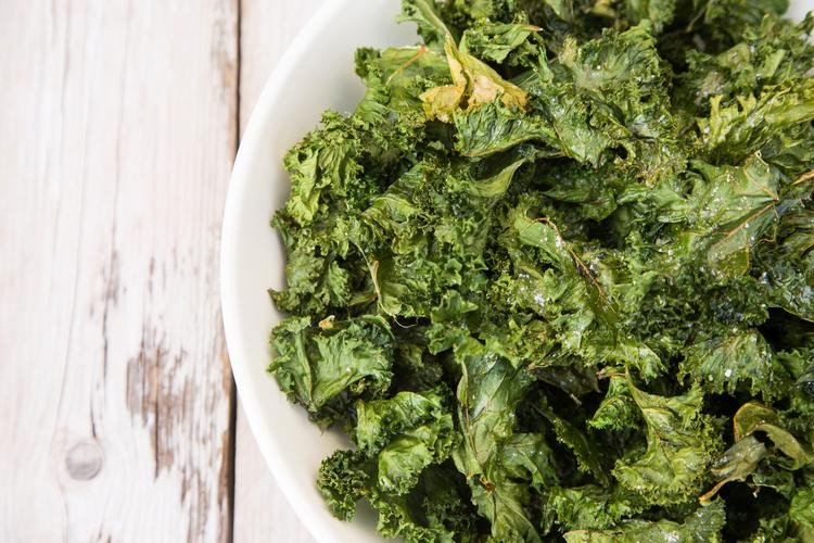 Is kale chips good for you