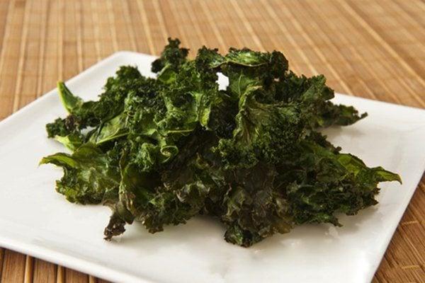 Southwestern Kale Chips