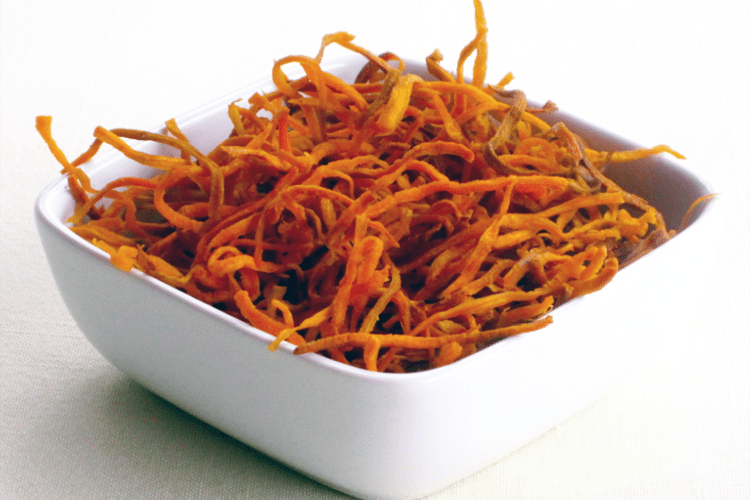 Sweet Potato Crunchies