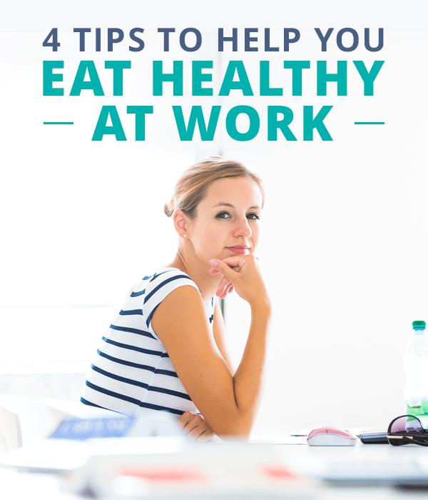 Healthy Work Habits