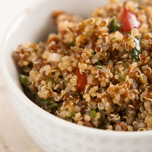 6 Steps to Perfect Quinoa