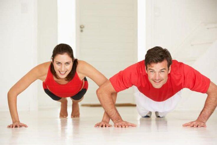 valentine workout