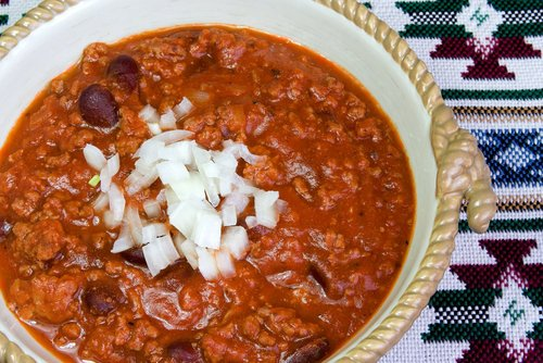 Pictured: Slow Cooker Mama's Roadhouse Chili