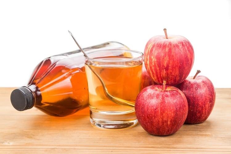 Apple cider vinegar for acne wikihow