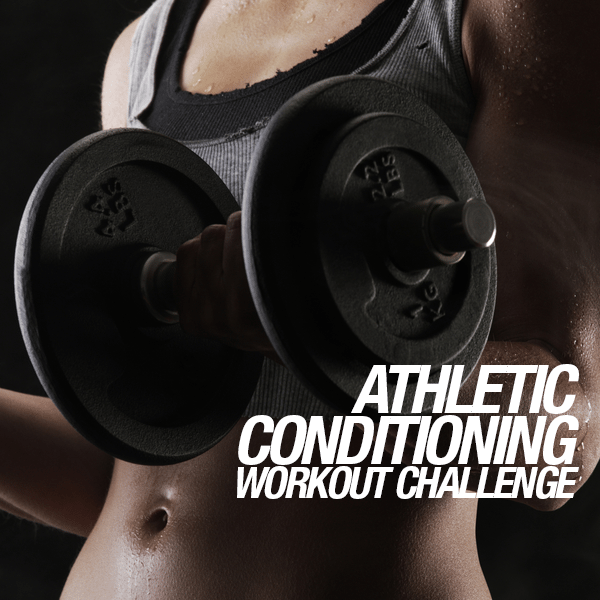 Athletic Conditioning Workout Challenge