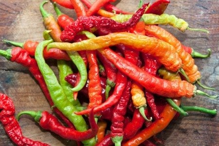 Hot Peppers- 3 Reasons to Bring on the Heat