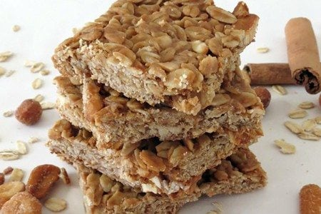 6 DIY Granola Bars