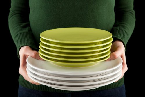 Skinny Plate Challenge