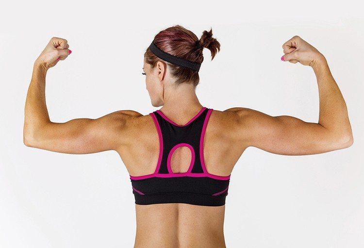 Tank Top Triceps Workout