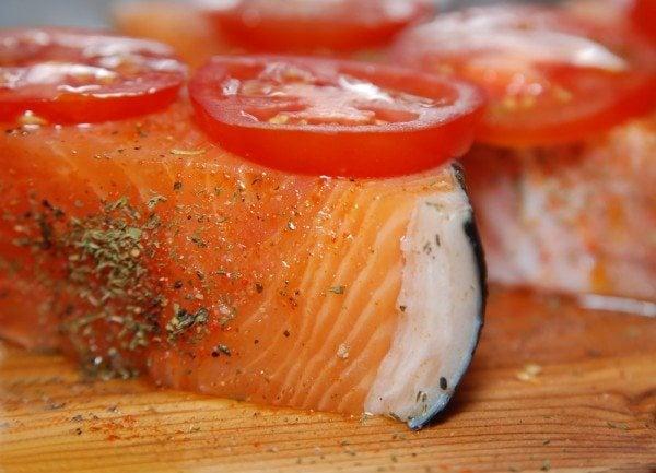 Wild-Caught Salmon