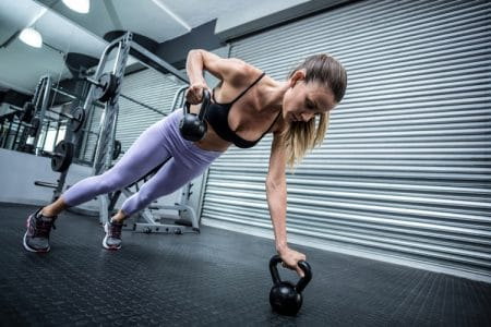 4-Minute Kettlebell Fat Blaster – Burn Fat Up To 24 Hours