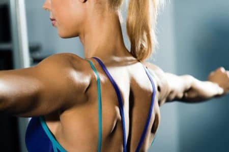 4 Simple Moves for Shapely Summer Shoulders