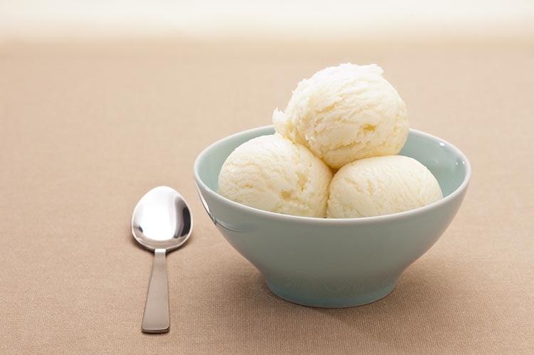 Banana Cream, A Healthy Ice Cream
