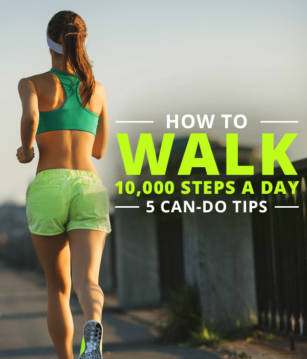 Stay Fit by Walking