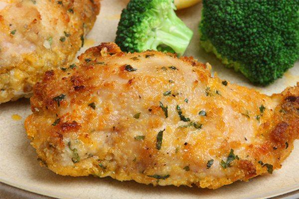 Juicy Faux Fried Chicken