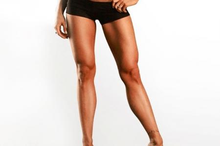 7-Day Summer Legs Challenge