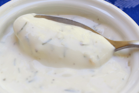 Dill Yogurt Spread