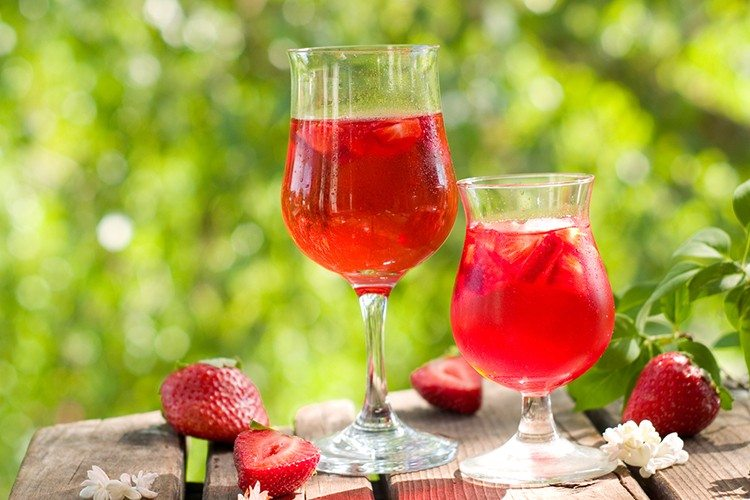 4th of July Sangria