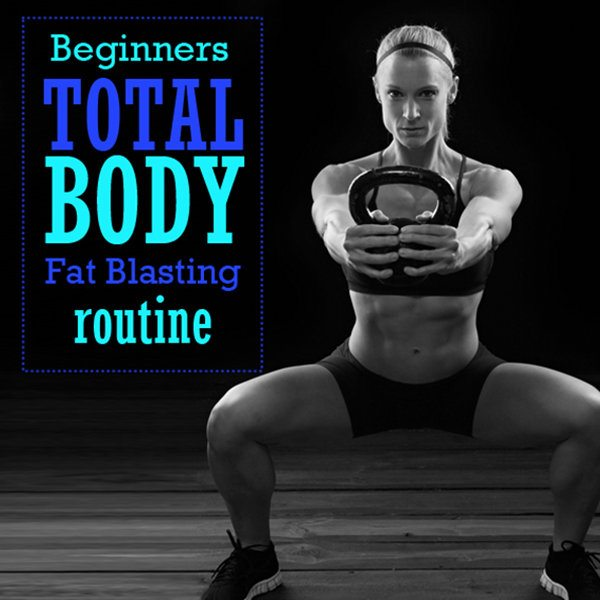 Beginner's Total Body Fat Blasting Routine