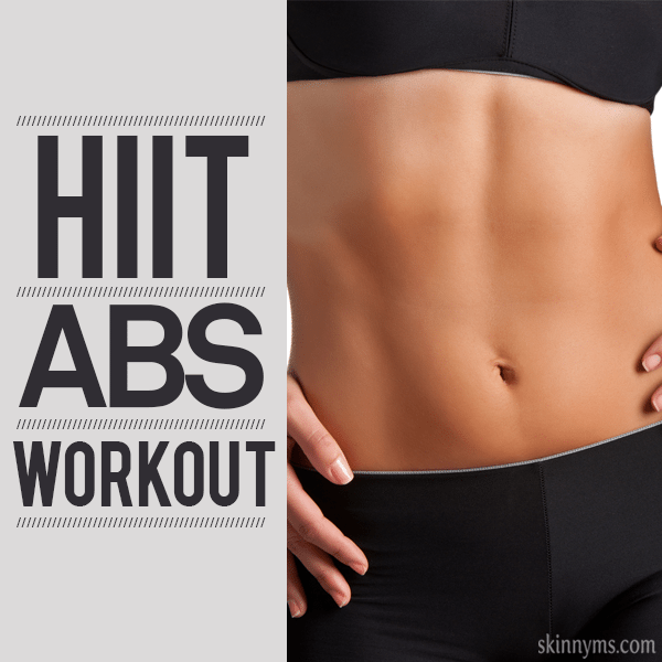 HIIT Abs Workout