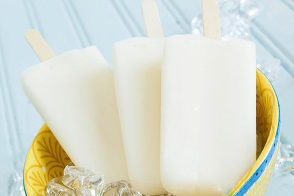 Refreshing Lemon-Lime Popsicles