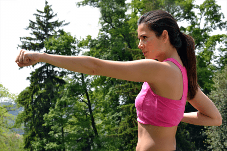15-Minute Fat Burning Boot Camp