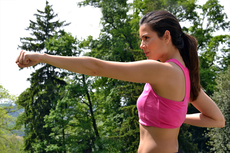 Burn fat away with this 15-minute bootcamp.