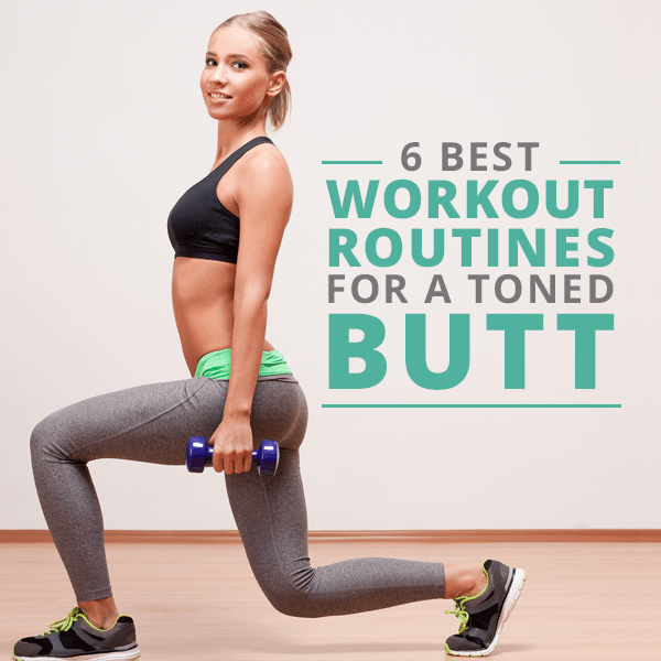 6 Ways To Tone Your Butt Without Doing A Single Squat