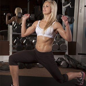7-Day Lunge Challenge