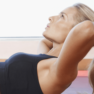 Beginner's Flat Abs Workout – Plus Core Strengthening