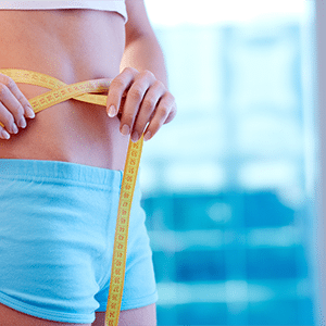 3 Steps to Self-Control Weight Loss